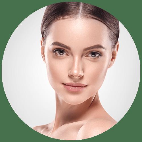 chirurgia plastica per rimuovere il grasso del viso
