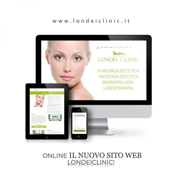 Online il nuovo sito londeiclinic.it