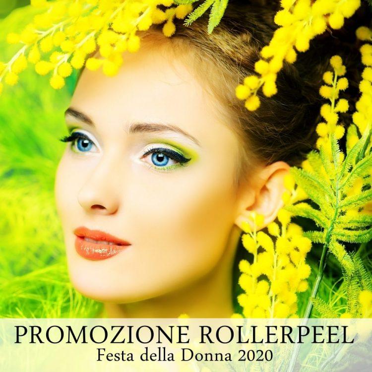 Promozione ROLLERpeel festa della donna 2020 londeiclinic sardegna