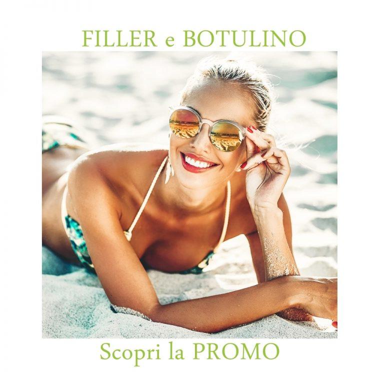 Filler Botulino promozione estate 2020
