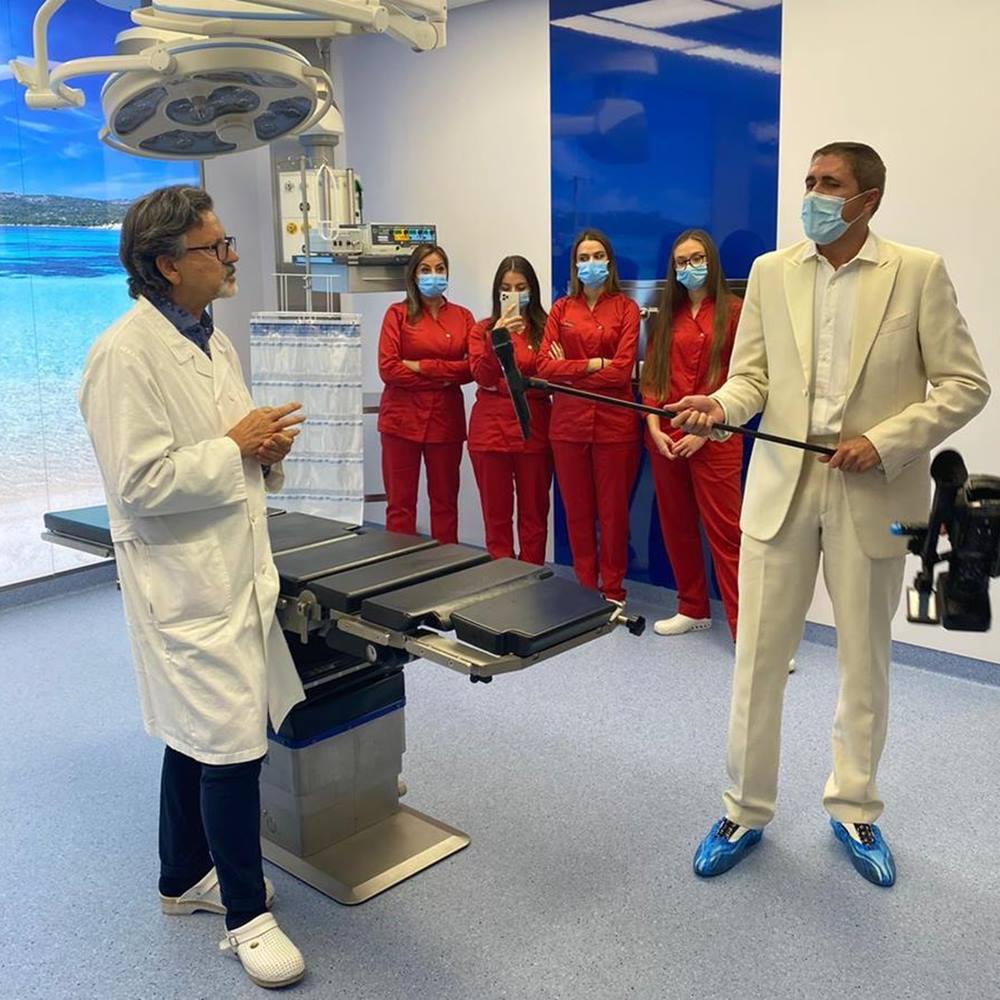 Londei Clinic Striscia la Notizia