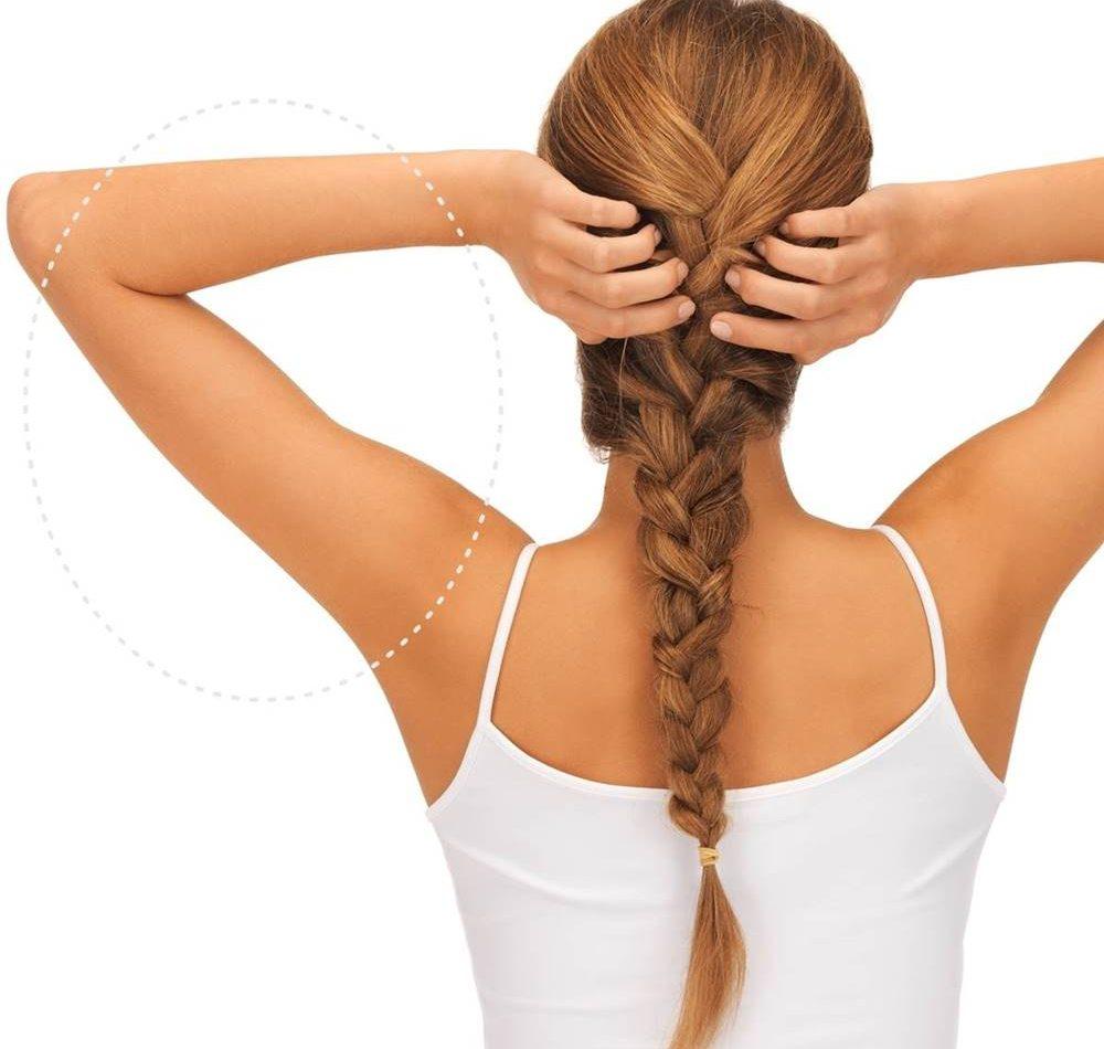 inestetismi braccia come eliminarli con chirurgia e medicina estetica
