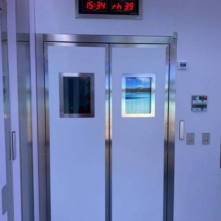 ingresso sala operatoria londeiclinic padova-min