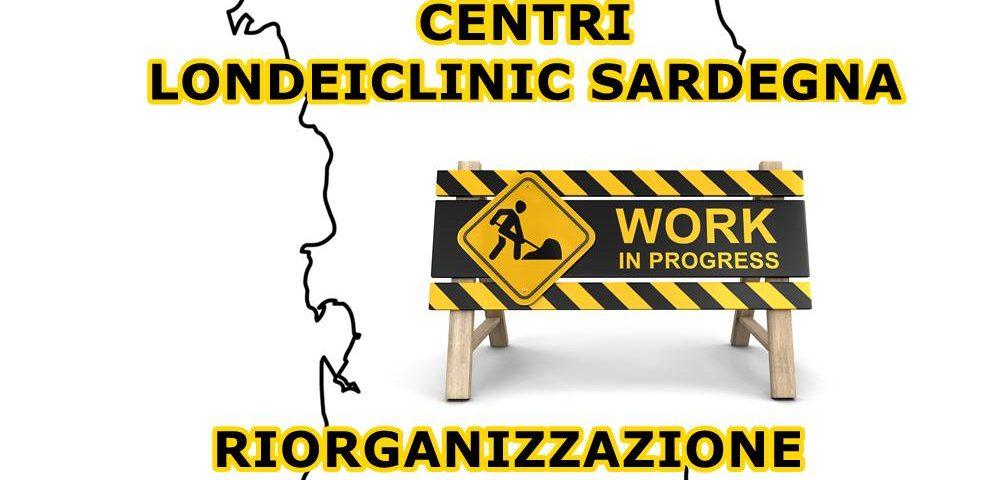 Centri-Londei-Clinic-SARDEGNA-riorganizzazione-sedi